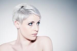 femme beauté coiffure